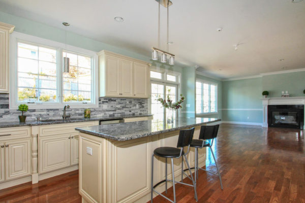 1-kitchen-with-french-door-and-fireplace